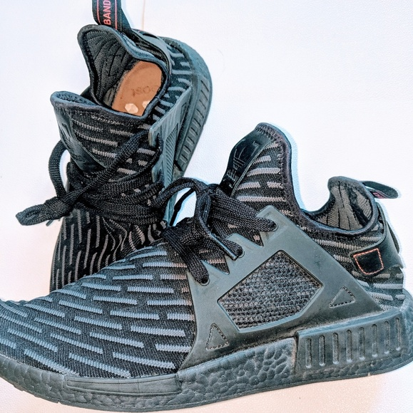 adidas Other - Adidas nmd_xr1 Triple Black Shoes Size 13